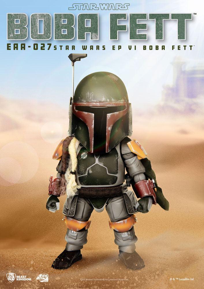 Figurine Star Wars Episode VI Egg Attack Boba Fett 16cm