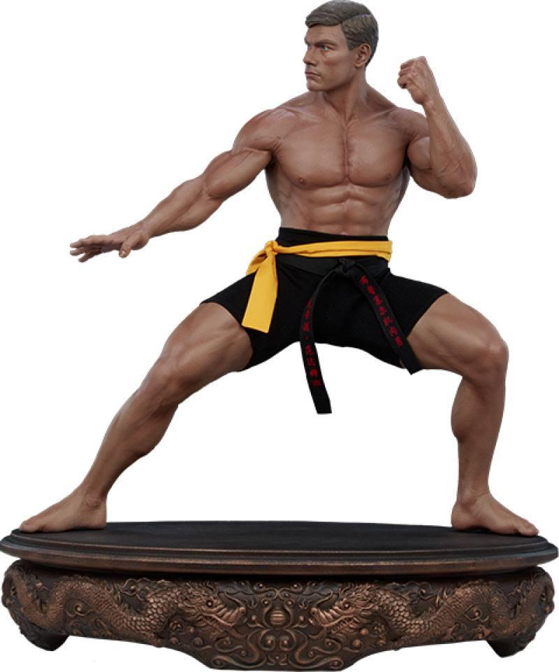 Statue Jean-Claude Van Damme Shotokan Tribute 57cm