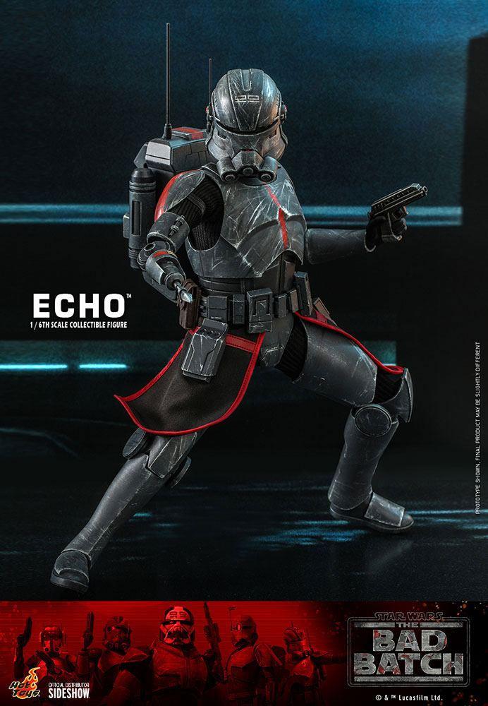 Figurine Star Wars The Bad Batch Echo 29cm