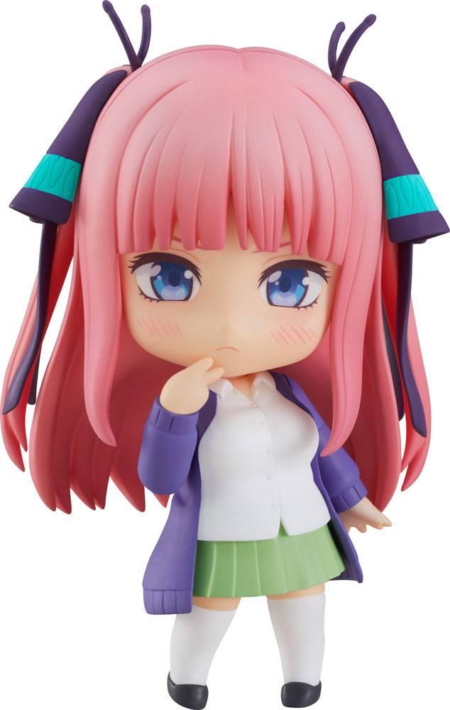 Figurine Nendoroid The Quintessential Quintuplets Nino Nakano 10cm