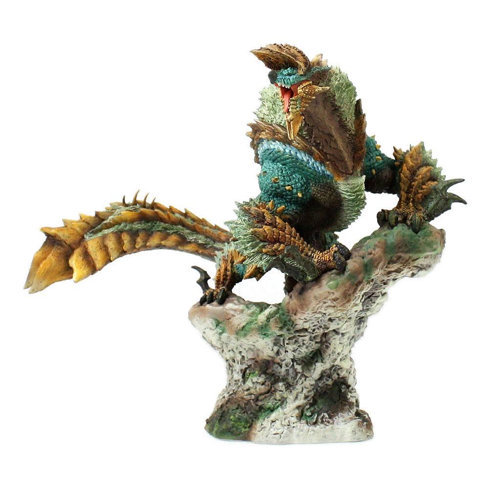 Statuette Creators Model Monster Hunter Zinogre Resell Version 18cm