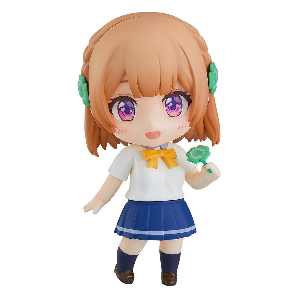Figurine Nendoroid Osamake Romcom Where The Childhood Friend Won\'t Lose Kuroha Shida 10cm