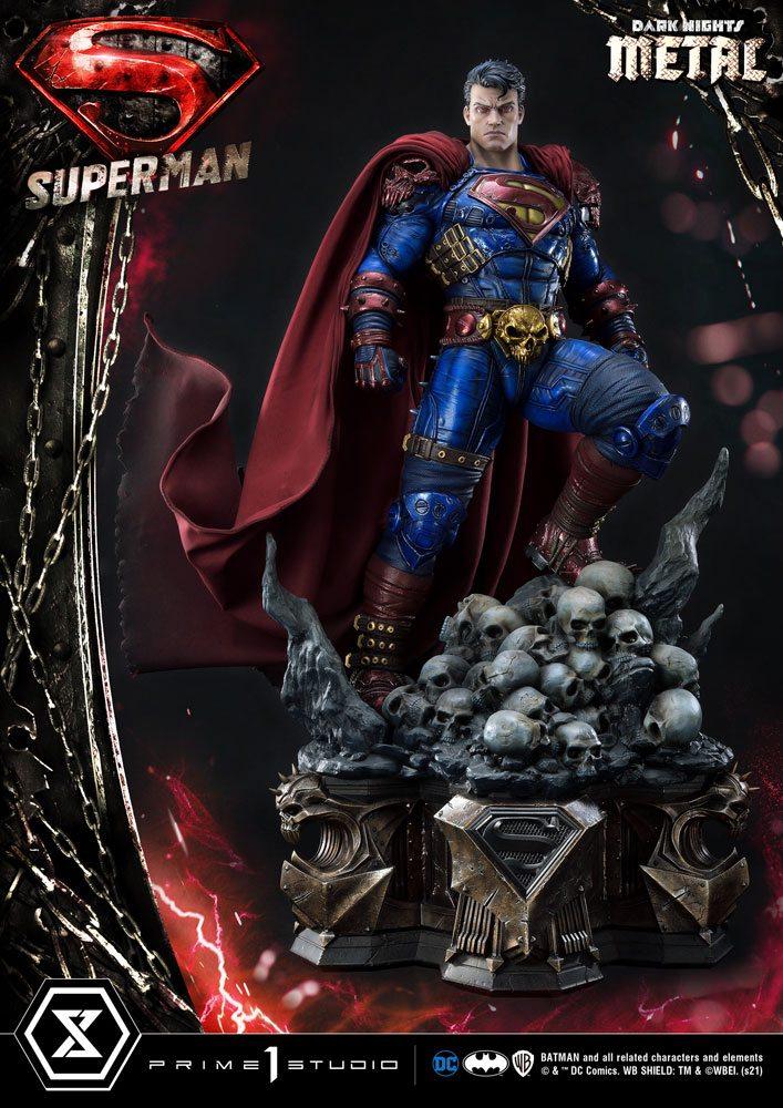 Statue DC Comics Superman 88cm 1001 Figurines (1)