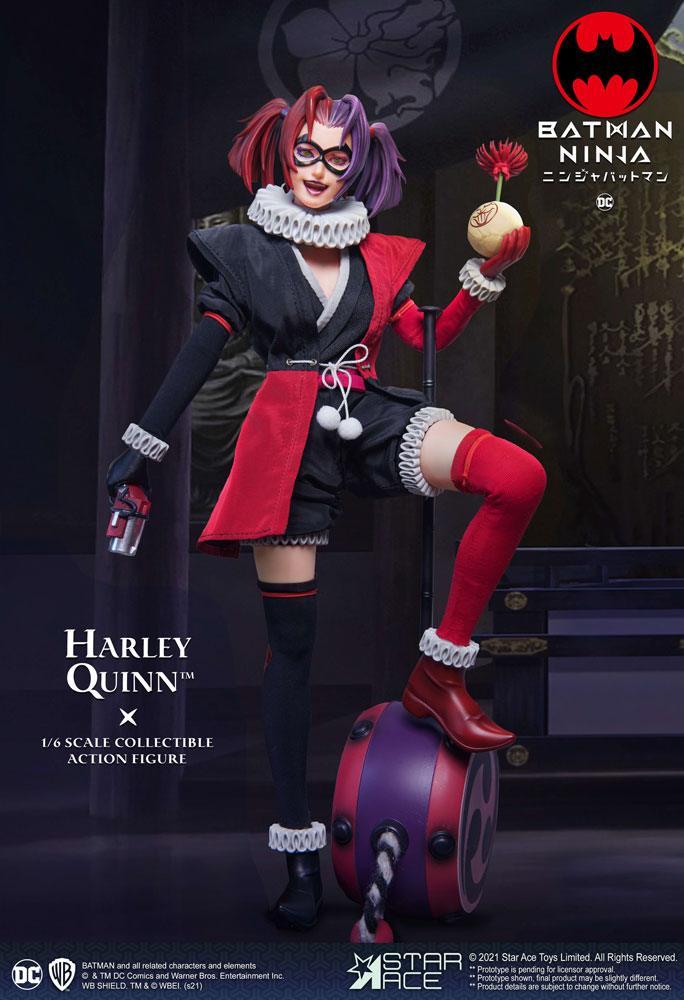 Figurine Batman Ninja My Favourite Movie Harley Quinn Normal Deluxe Ver. 30cm