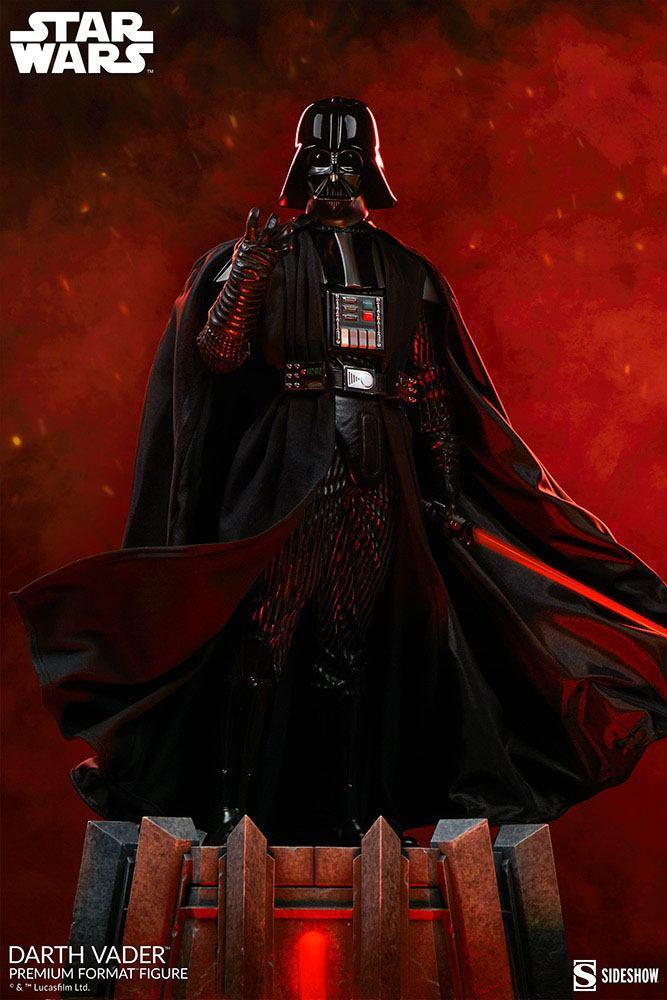 Statue Star Wars Premium Format Darth Vader 63cm 1001 Figurines (5)
