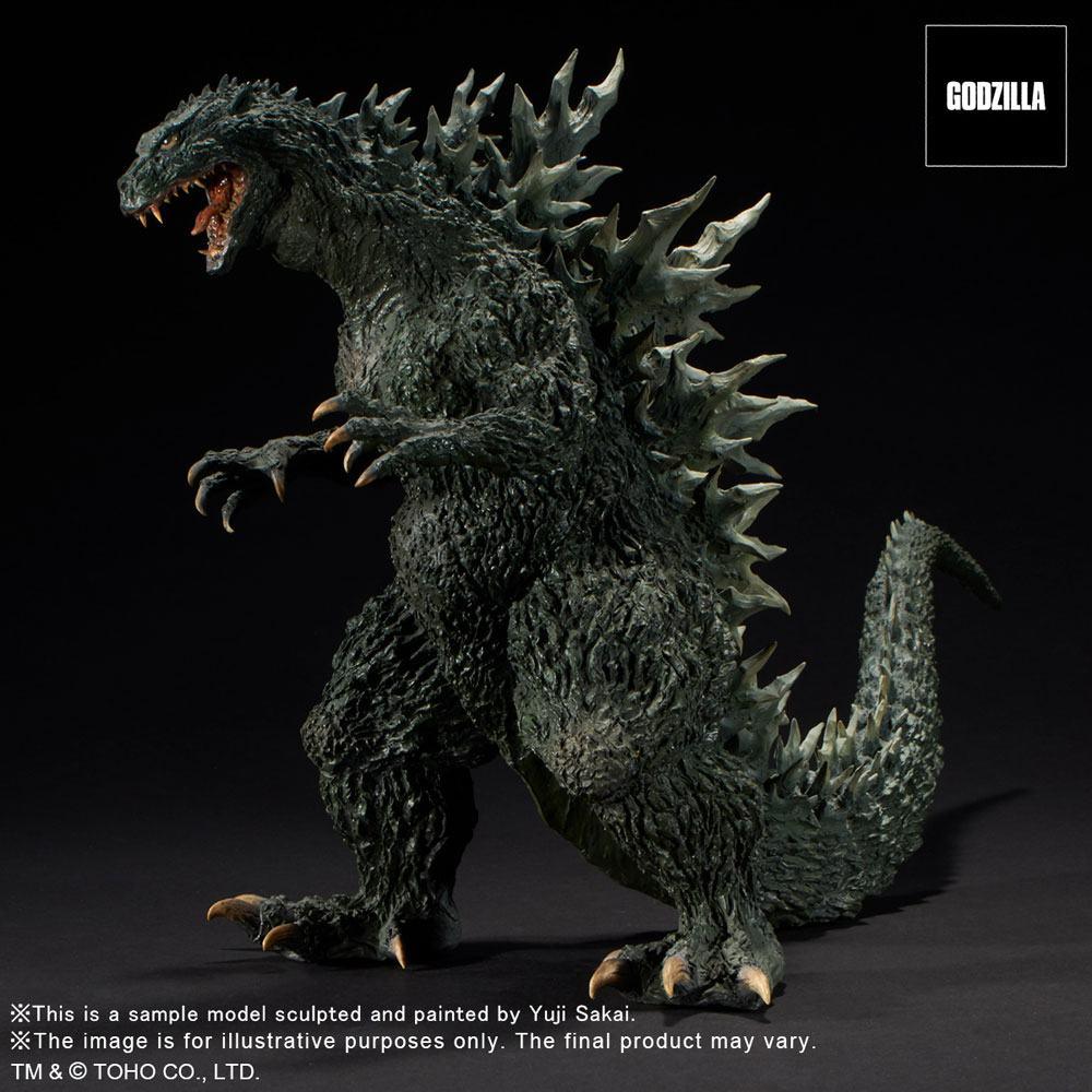 Statuette Godzilla 2000 Real Master Collection Godzilla 29cm