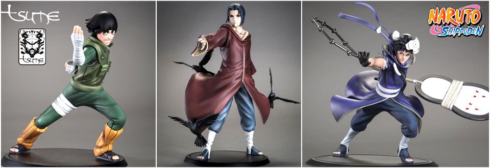 Statuette Naruto Shippuden Tsume