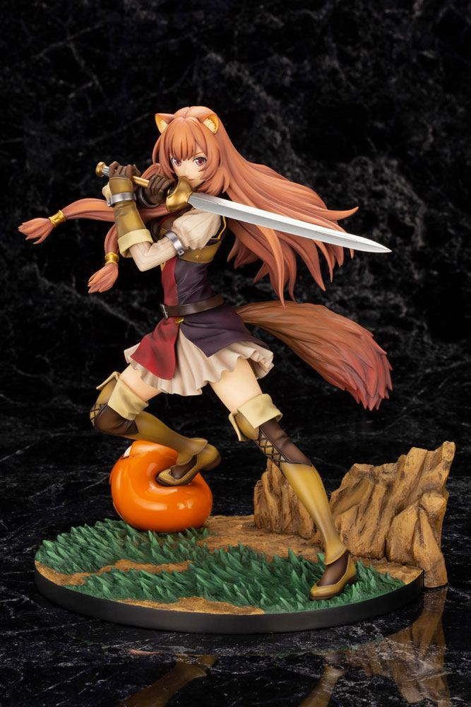 Statuette The Rising of the Shield Hero Raphtalia 24cm 1001 Figurines (1)