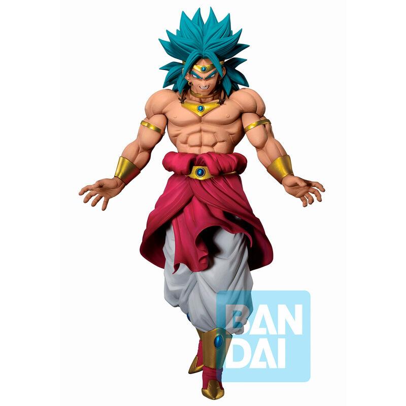 Statuette Dragon Ball Z Ichibansho Super Saiyan Broly \'93 Back To The Film 26cm