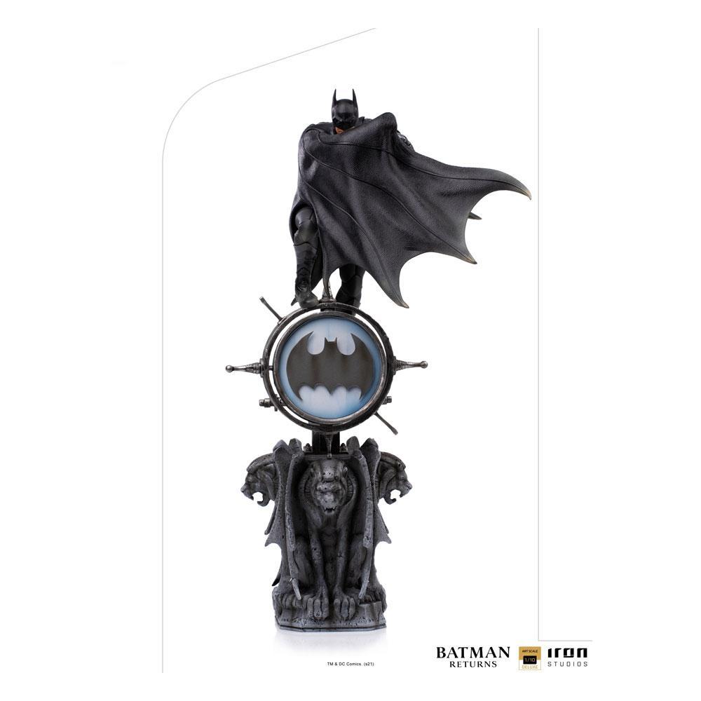 Statuette Batman Le Défi Deluxe Art Scale Batman 34cm