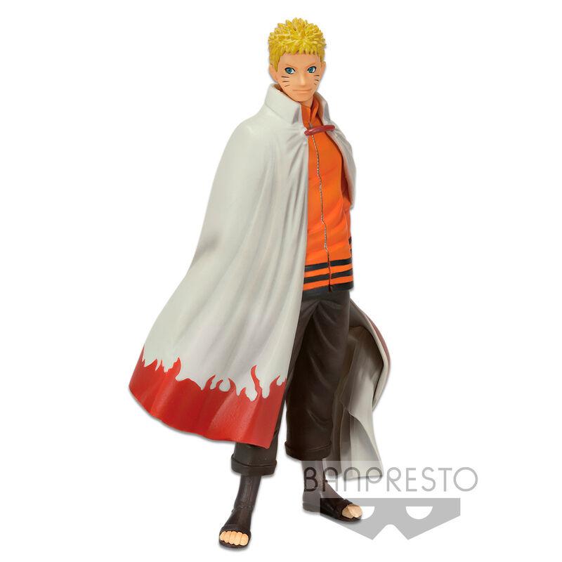 Statuette Boruto Naruto Next Generation Shinobi Relations SP2 Comeback Naruto 16cm