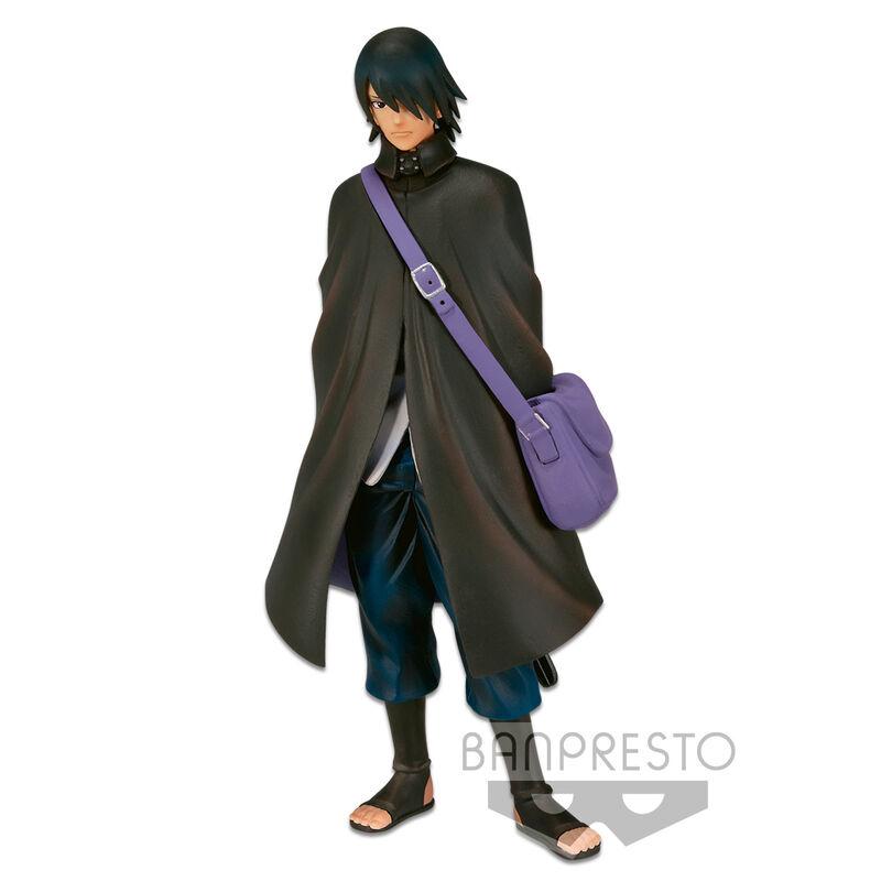 Statuette Boruto Naruto Next Generation Shinobi Relations SP2 Comeback Sasuke 16cm