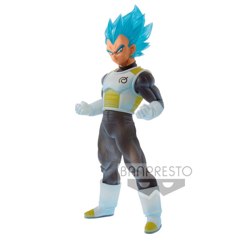 Statuette Dragon Ball Super Clearise Super Saiyan God Super Saiyan Vegeta 19cm 1001 FIGURINES 1