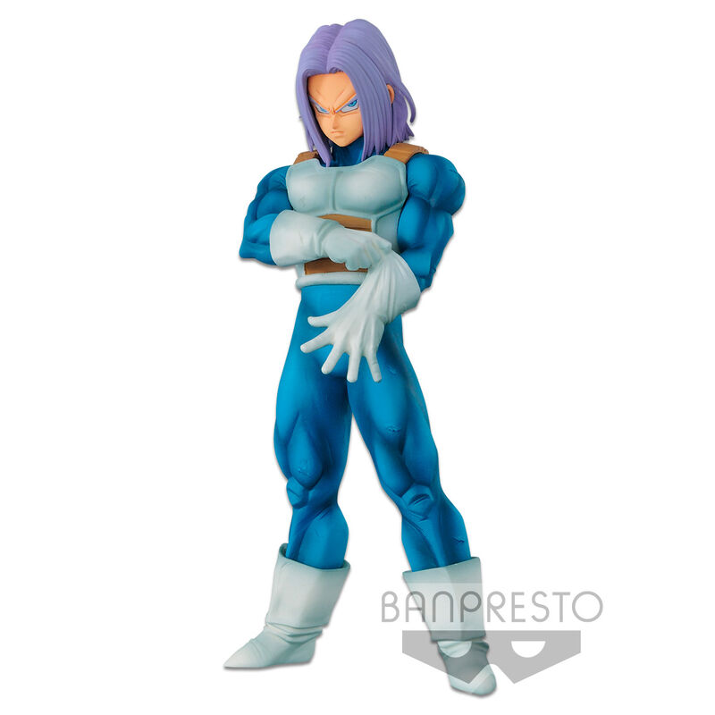 Statuette Dragon Ball Z Resolution of Soldiers Trunks 17cm