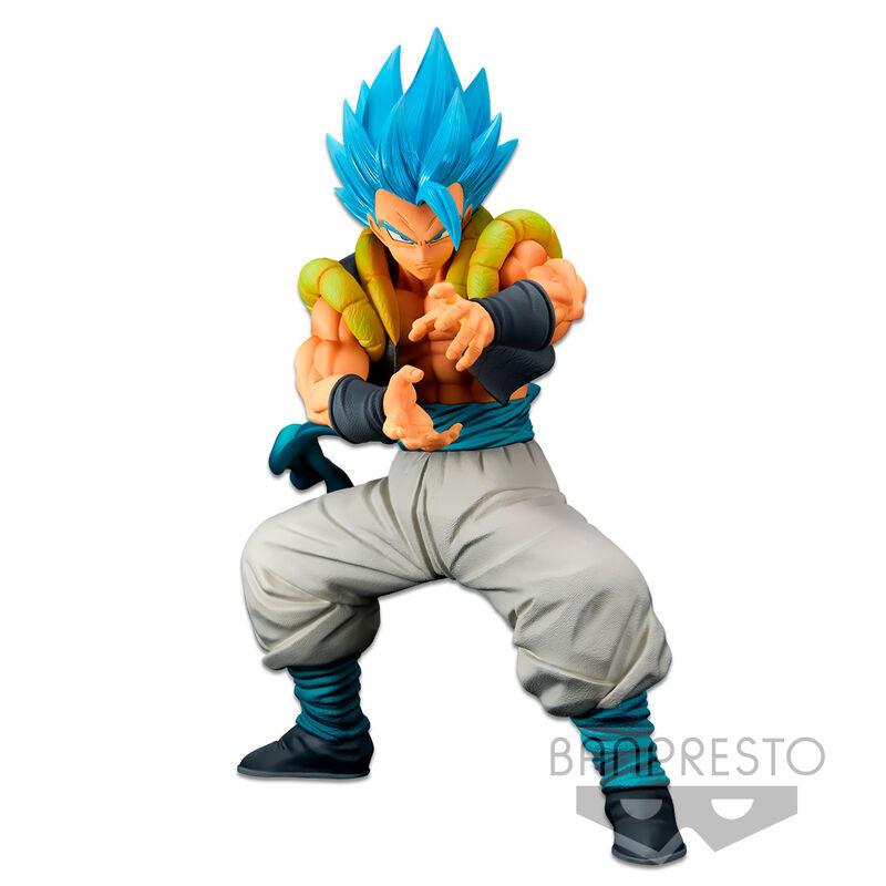 Statuette Dragon Ball Super BWFC 3 Super Master Stars Piece The Gogeta The Brush 24cm