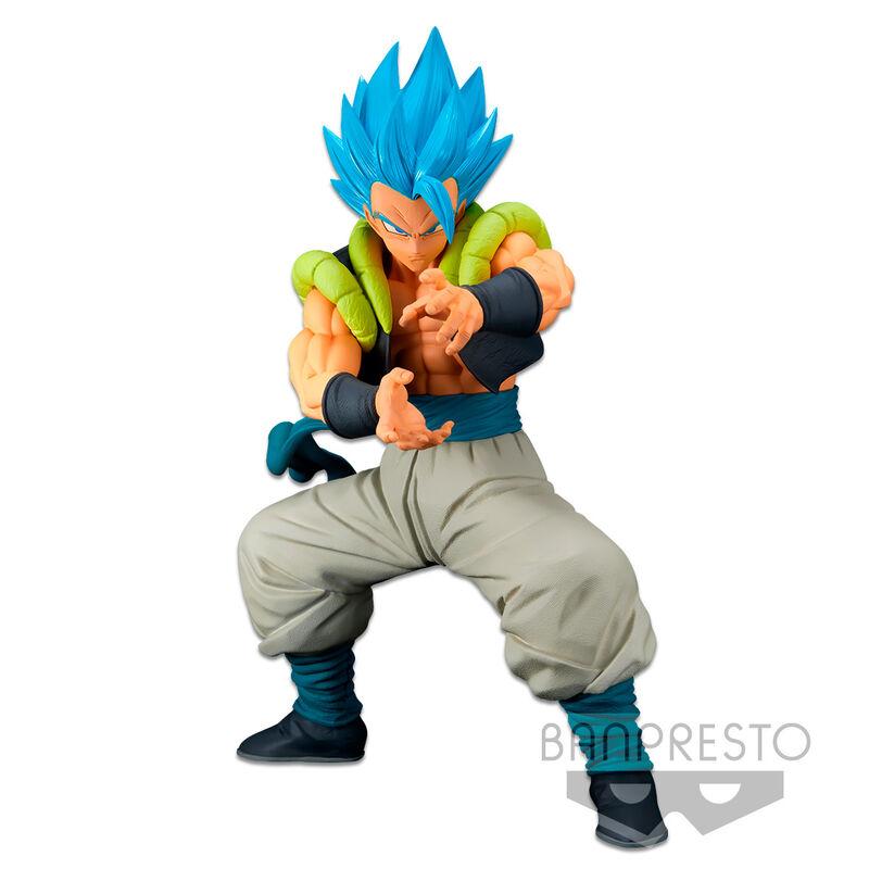 Statuette Dragon Ball Super BWFC 3 Super Master Stars Piece The Gogeta The Original 24cm