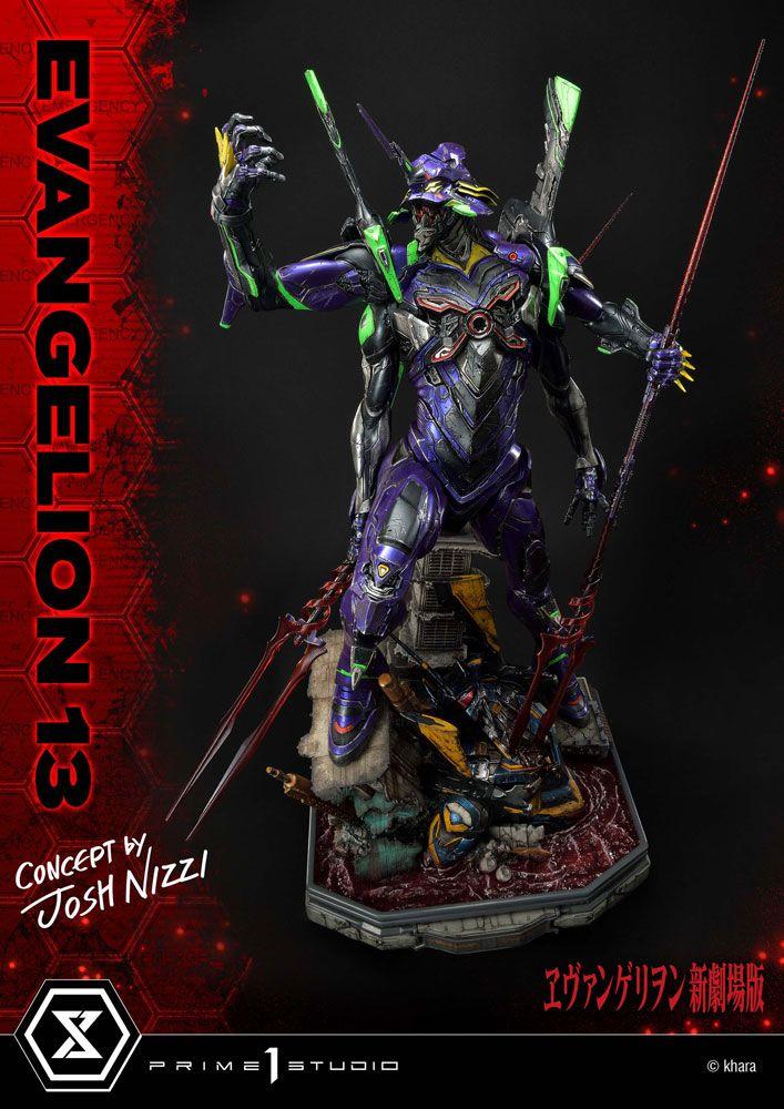 Statue Evangelion 3.0 You Can Not Redo Evangelion 13 Concept by Josh Nizzi 79cm