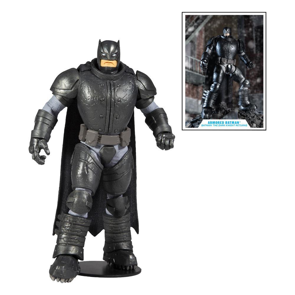Figurine DC Multiverse Armored Batman The Dark Knight Returns 18cm