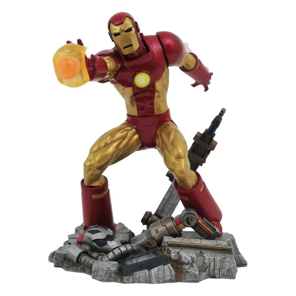 Statuette Marvel Comic Gallery Iron Man Mark XV 23cm