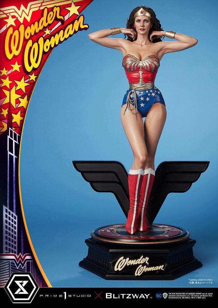 Statue Wonder Woman 1975 Wonder Woman Lynda Carter 69cm