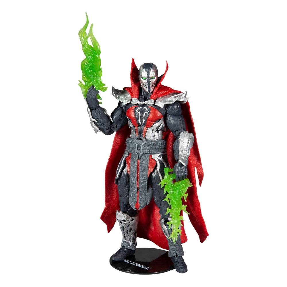 Figurine Mortal Kombat 11 Malefik Spawn 18cm