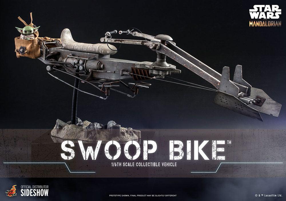 Véhicule Star Wars The Mandalorian Swoop Bike 59cm