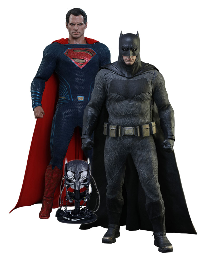 Batman vs Superman : Figurine de Lex Luthor  Jesse eisenberg MCM