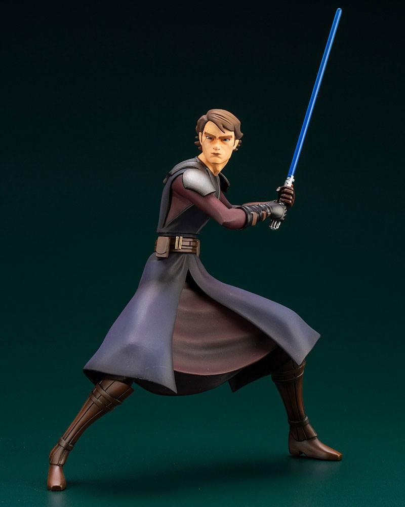 Statuette Star Wars The Clone Wars ARTFX+ Anakin Skywalker 19cm