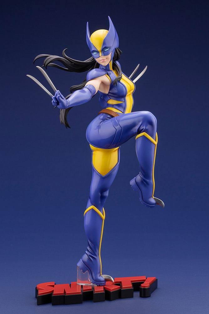 Statuette Marvel Bishoujo Wolverine Laura Kinney 24cm