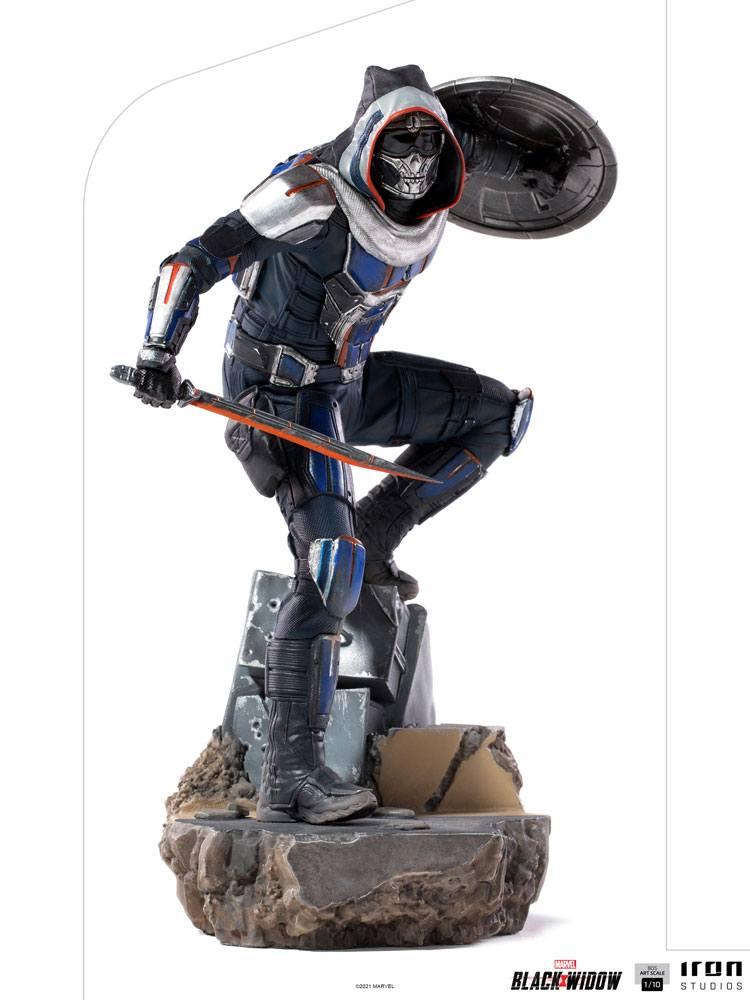 Statuette Black Widow BDS Art Scale Taskmaster 20cm