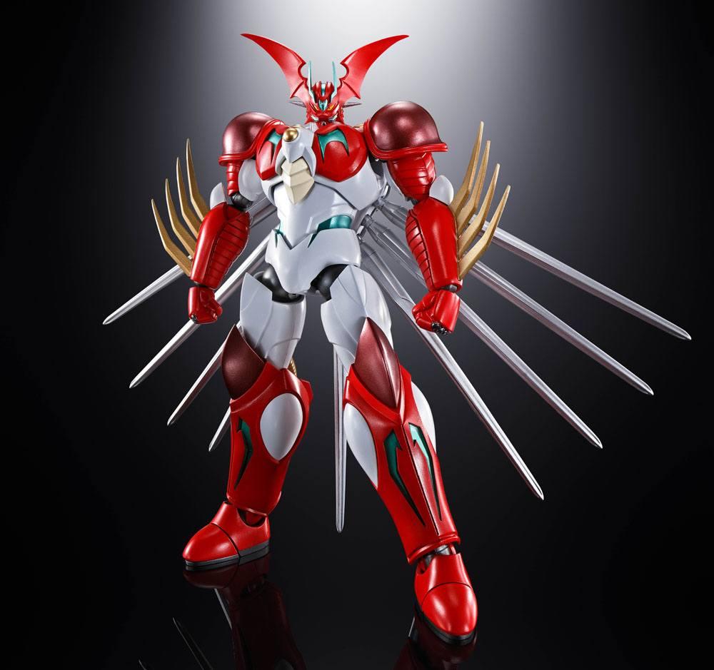 Figurine Getter Robo Arc Diecast Soul of Chogokin GX-99 Getter Robot Arc 19cm