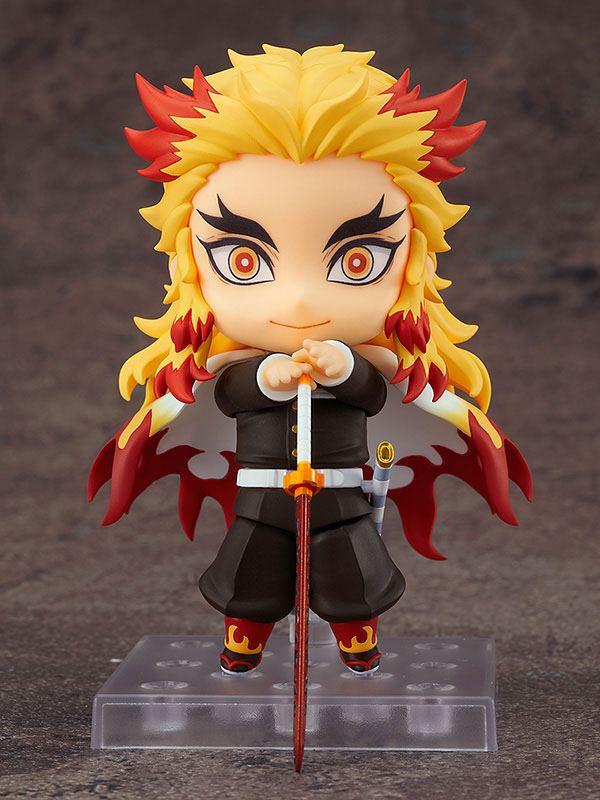 Figurine Nendoroid Kimetsu no Yaiba Demon Slayer Kyojuro Rengoku 10cm