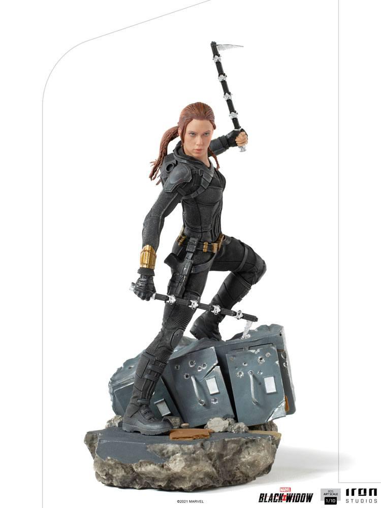 Statuette Black Widow BDS Art Scale Natasha Romanoff 21cm