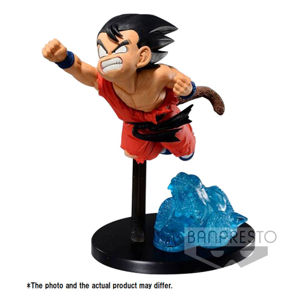 Statuette Dragon Ball G x materia Son Goku II 8cm