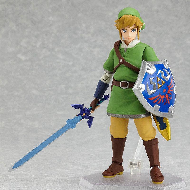 Figurine Figma The Legend of Zelda Skyward Sword Link 14cm