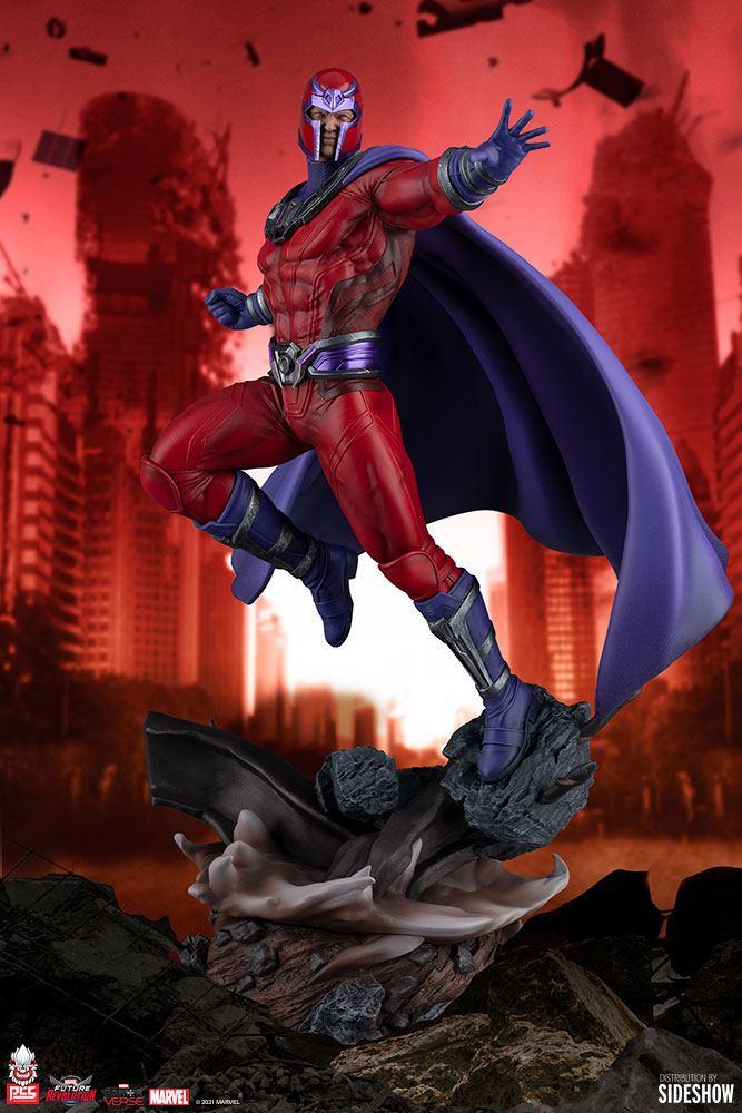 Statuette Marvel Future Revolution Magneto 43cm