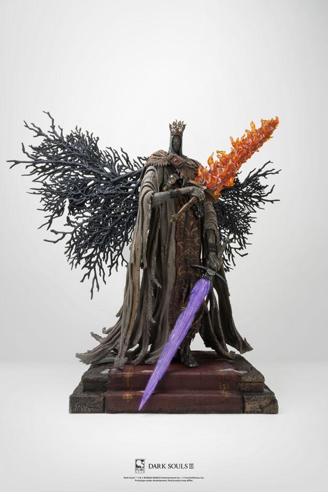 Statue Dark Souls Pontiff Sulyvahn 66cm