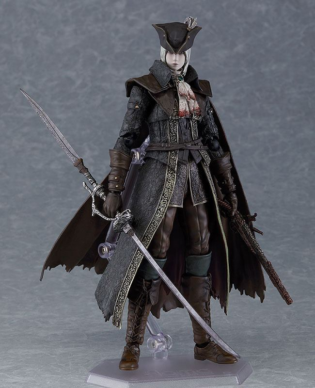 Figurine Figma Bloodborne The Old Hunters Lady Maria of the Astral Clocktower 16cm