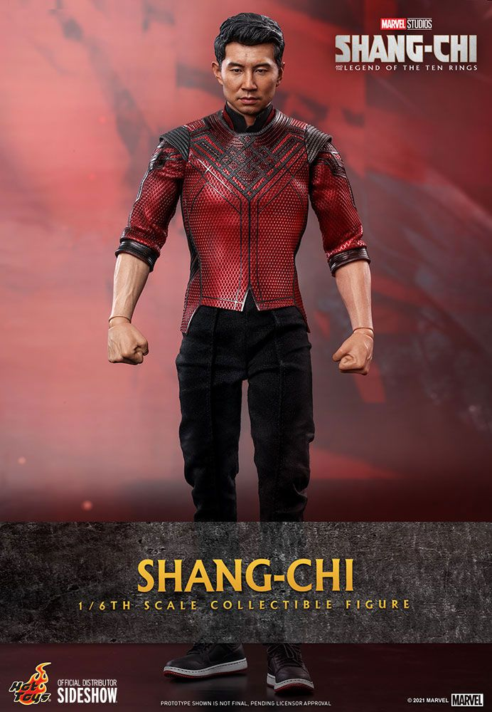 Figurine Shang-Chi and the Legend of the Ten Rings Movie Masterpiece Shang-Chi 30cm