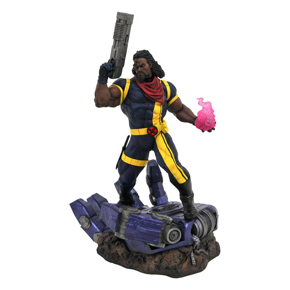 Statuette Marvel Comic Premier Collection Bishop 30cm