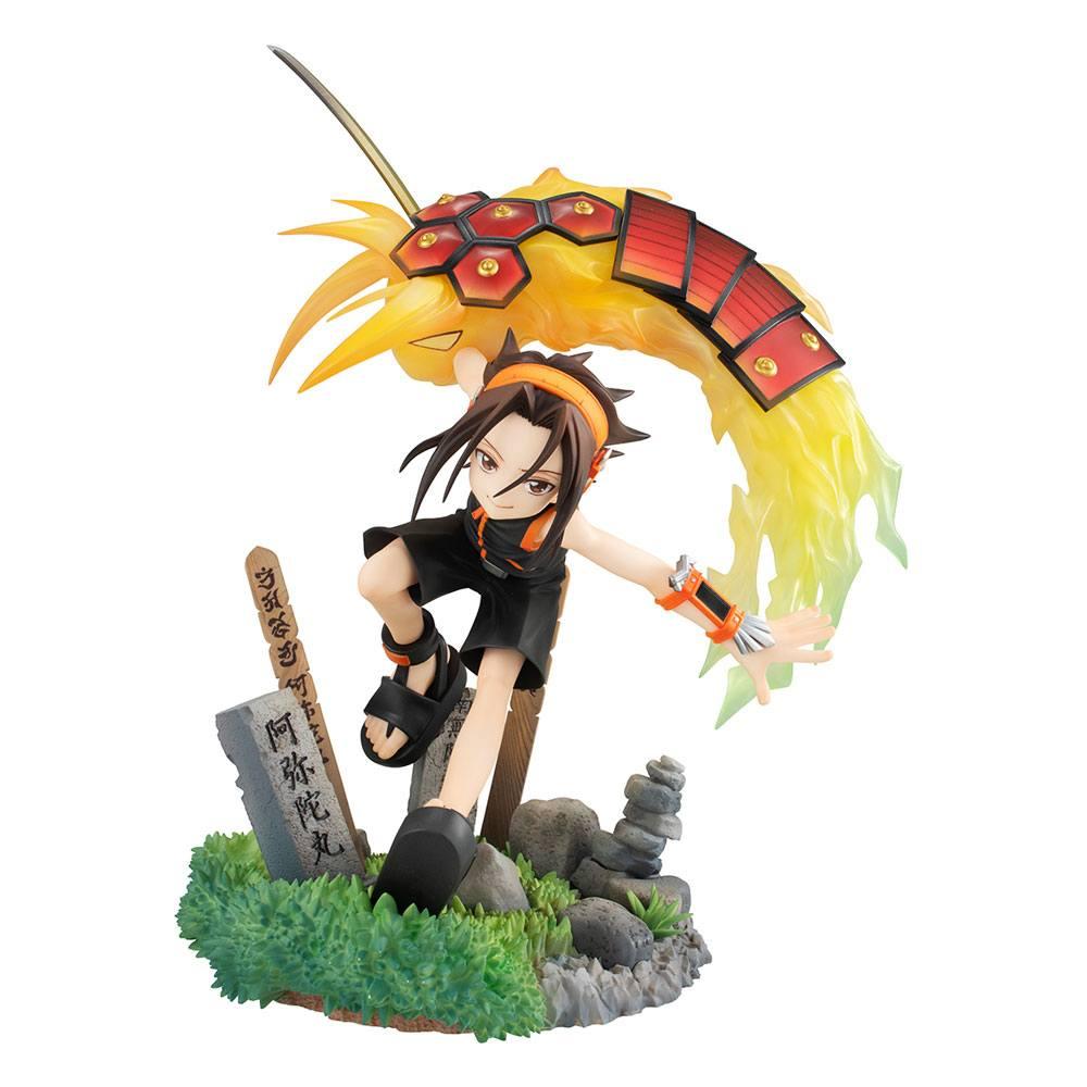 Statuette Shaman King Lucrea Yoh Asakura 18cm