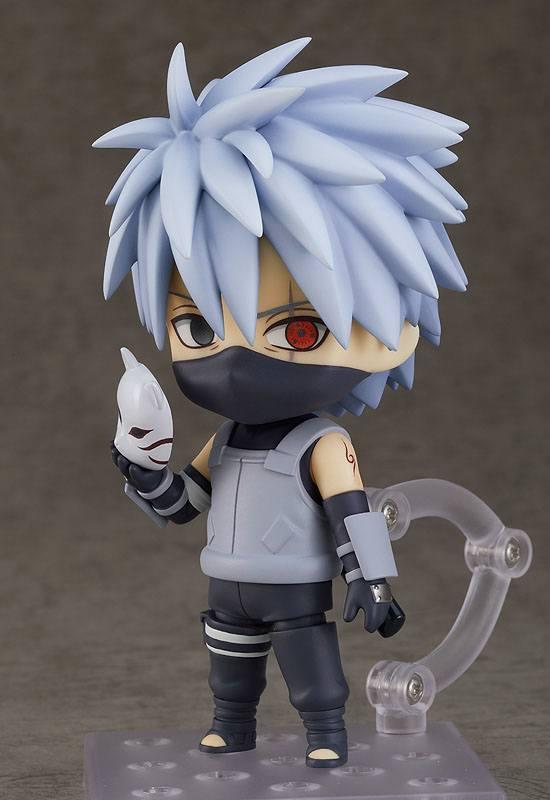 Figurine Nendoroid Naruto Shippuden Kakashi Hatake Anbu Black Ops Ver. 10cm
