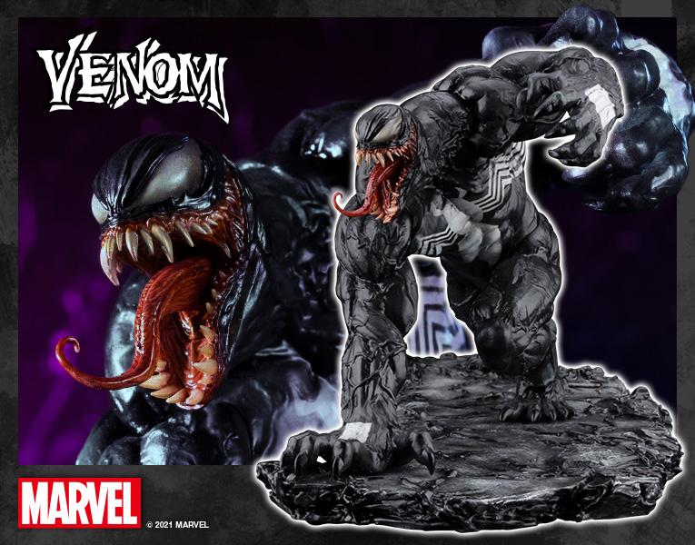 Statuette Marvel Universe ARTFX+ Venom Renewal Edition 17cm