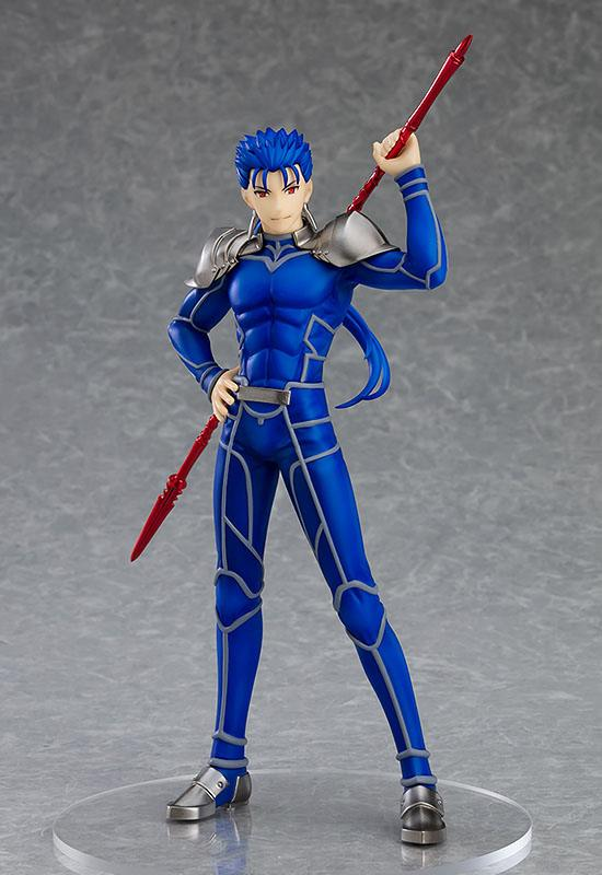 Statuette Fate Stay Night Heaven\'s Feel Pop Up Parade Lancer 18cm