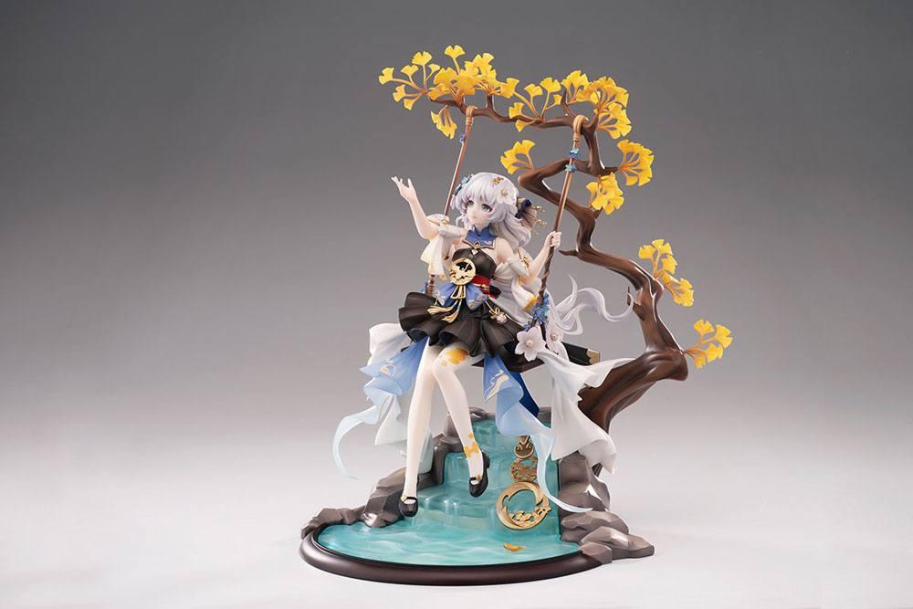 Statuette Honkai Impact 3rd Theresa\'s-Starlit Astrologos Orchid\'s Night 30cm