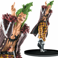 Figurine One Piece Bartholomeo Big Zoukeio Vol 4 14cm