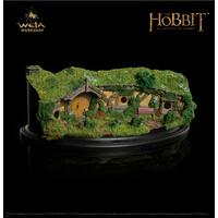 Statuette Le Hobbit Un voyage inattendu The Great Garden Smial 20cm