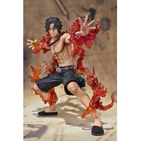Figurine One Piece Figuarts Zero Portgas Ace Battle version 14cm