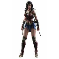 Figurine Batman v Superman Dawn of Justice Play Arts Kai Wonder Woman 25cm