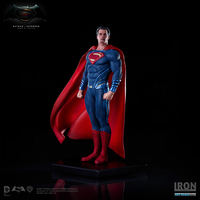 Statuette Batman v Superman Dawn of Justice Superman 19cm